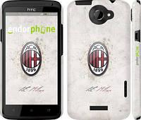 "Чехол на HTC One X Милан 1 ""315c-42"""