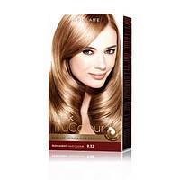 25436 Oriflame. Cтойкая краска для волос HairX TruColour - Тон 9.32., Золотистый блонд, 125 мл. Орифлейм 25436
