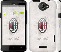 "Чехол на HTC One X+ Милан 1 ""315c-69"""