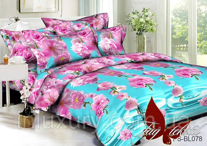 Комплект постельного белья PS-BL078, фото 2