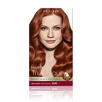 31793 Oriflame. Cтойкая краска для волос HairX TruColour - Тон 8.45., Интенсивный медный, 125 мл. Орифлейм