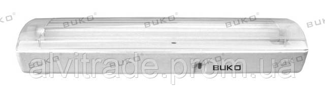 Светильник  аварийного освещения BUKO BK285 Т5 1*8W DC 6V 1,3AH