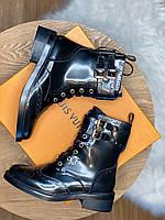 Крутые ботинки LOUIS VUITTON MIDTOWN (реплика), фото 1