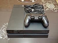 Sony PlayStation 4 1Tb (1000 Gb) прошитая 5.05 с гарантией PS4 + игры