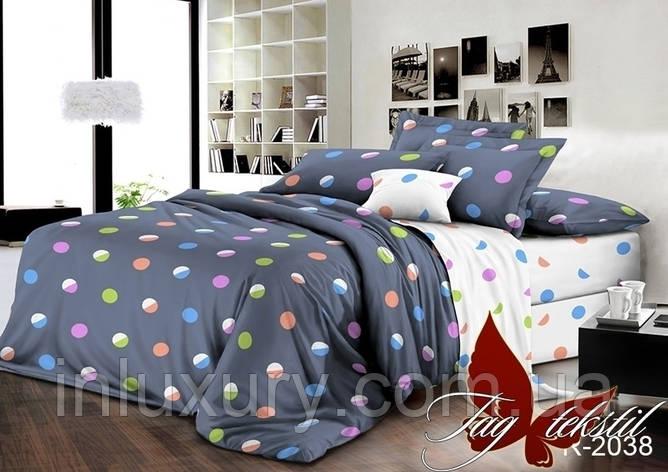 Комплект постельного белья с компаньоном R2038-2, фото 2