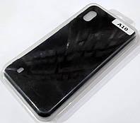 Чехол для Samsung Galaxy A10 SM-A105F/DS силиконовый Jelly Case матовый