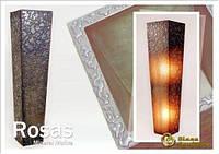 ROSAS Кашпо со светильником – Минерал