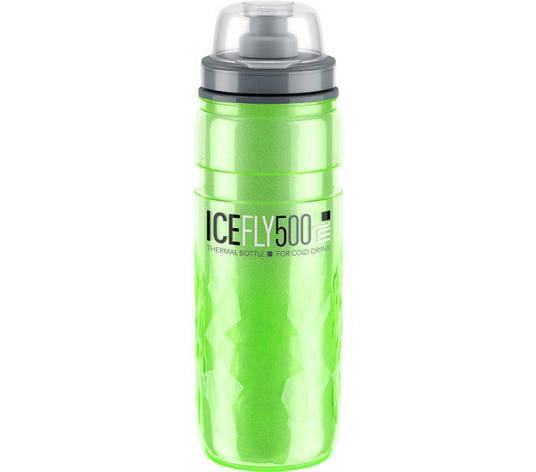 Фляга-термо ELITE ICE FLY зелений 500 мл, фото 2