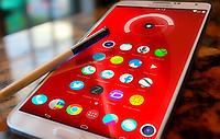 Новые смартфоны Samsung Galaxy Note 5 и S6 Edge Plus    New smartphones Samsung Galaxy Note 5 and S6 Edge Plus