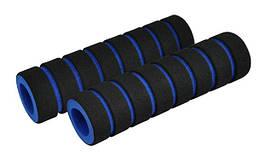 Ручки керма Longus FUOMY чорний/синій