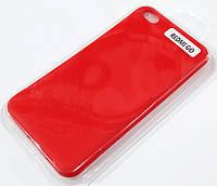 Чохол Jelly Case для Xiaomi Redmi Go матовий Червоний