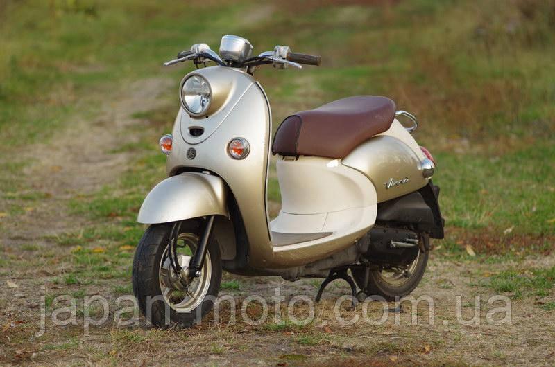 Скутер Yamaha Vino (золотистый) 4Т