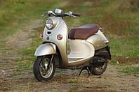 Скутер Yamaha Vino (золотистый) 4Т, фото 1