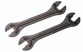 Ключі конусні, набір, комплект 2 шт. 13x14x15x16мм