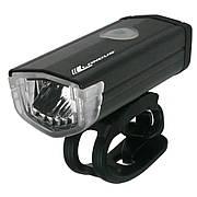 Світло переднє Longus 3W LED 3 ф-ції USB, 200lm