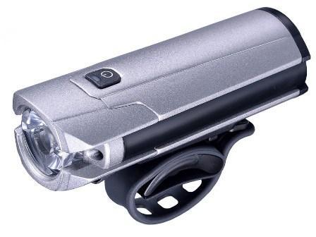 Світло переднє INFINI TRON 800 ALU 5 ф-цій, срібл USB