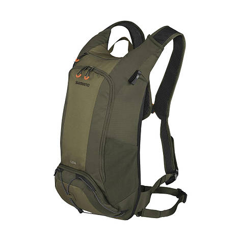Рюкзак SHIMANO UNZEN 14L, оливковий, фото 2
