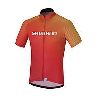 Велоджерсі Shimano TEAM2, червоне, розм. L