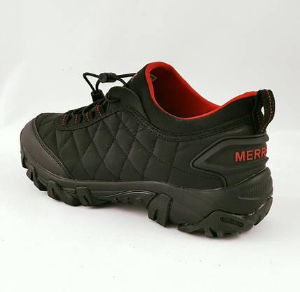 Кроссовки MERRELL ТЕРМО Мужские Чёрные Меррелл (размеры: 44) Видео Обзор, фото 2