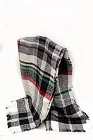Шарф - плед  Joya 140 x 140 см Серый 582019, КОД: 390644