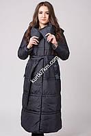 Довге зимове пальто - пуховик Snow beauty 2026, фото 1