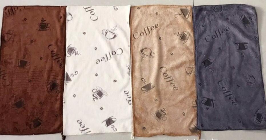 Полотенце салфетка микрофибра Р.р 25*50 см