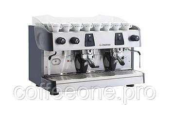 Кофемашина эспрессо PROMAC Green PU 2 группы, газ