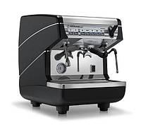 Nuova Simonelli Appia II 1Gr V, Профессиональная кофемашина автомат, высокие группы 14 см