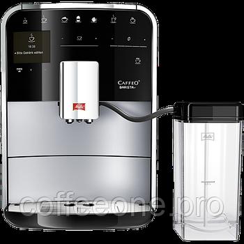 Melitta® F 730-101 Caffeo® Barista® T серебряная кофемашина эспрессо полностью автоматическая для дома и офиса