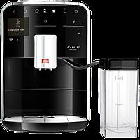 Melitta® F 730-102 Caffeo® Barista® T черная кофемашина эспрессо полностью автоматическая для дома и офиса