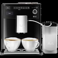 Melitta® Е 970-103 Caffeo® CI® черная кофемашина эспрессо полностью автоматическая для дома и офиса