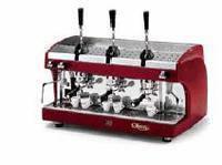 C.M.A. ASTORIA PERLA AL 3 группы, профессиональная леверная эспрессо кофемашина (красная, черная, металлик)