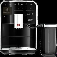 Melitta® F 750-102 Caffeo® Barista® TS черная кофемашина эспрессо полностью автоматическая для дома и офиса