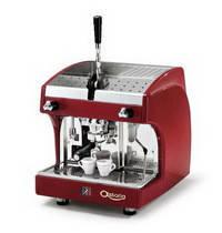 C.M.A. ASTORIA PERLA AL 1 группа, профессиональная леверная эспрессо кофемашина (красная, черная, металлик)