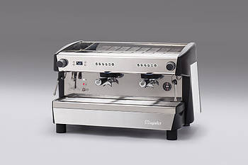 Magister ES100 DELTA ESD HIGH GROUP 2 группы, автоматическая профессиональная кофемашина эспрессо