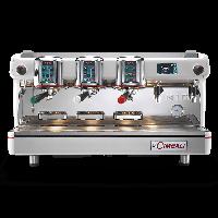 La Cimbali M100i DT/3 GT, Кофемашина эспрессо автомат 3 гр. + Кофемолка Magnum On Demand Touch Wireless BDS