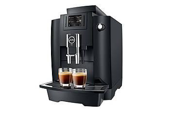 Jura WE6 Pianoblack профессиональная суперавтоматическая кофемашина