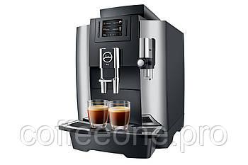 Jura WE8 Chrom Gen.2 профессиональная суперавтоматическая кофемашина