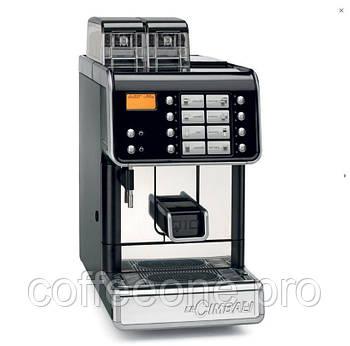 La Cimbali Q10 MilkPS/11, Профессиональная суперавтоматическая кофемашина эспрессо (две кофемолки)
