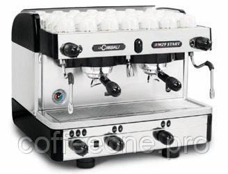 La Cimbali M29 Start C/2, Профессиональная кофемашина эспрессо полуавтомат с 2-мя группами (бойлер: 5 л)