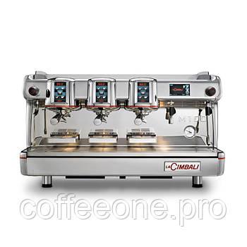 La Cimbali M100 DT/3 HD, Профессиональная кофемашина эспрессо автомат с 3-мя группами (бойлер: 10 л)