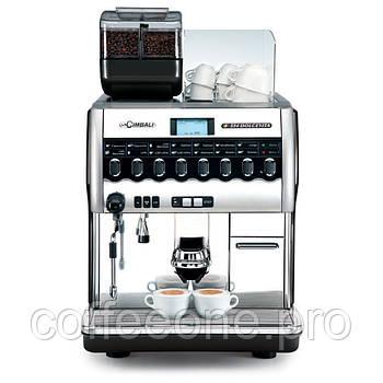 La Cimbali S54 Dolcevita MilkPS, Профессиональная суперавтоматическая кофемашина эспрессо с молочной помпой