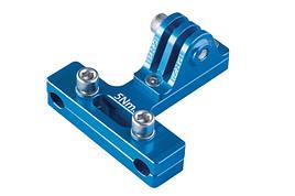 Кріплення PRO для камери на сідло, синє