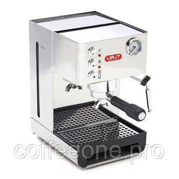 Lelit ANNA PL41EM, Кофемашина эспрессо для дома и офиса (1 группа, работает на молотом кофе или чалдах)