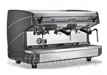 Nuova Simonelli Appia II V 2 группы профессиональная кофемашина автомат, 2 высокие группы 14 см. экономайзер