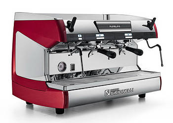 Nuova Simonelli Aurelia II 2Gr S Red+LED+High groups, профессиональная кофемашина эспрессо