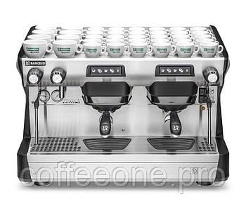 Rancilio Classe 5 USB, 2 группы - профессиональная кофемашина эспрессо для ресторана, бара, кафе