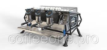 CAFÉ RACER 3 GR Freedom профессиональная кофемашина эспрессо для кофейни, бара, ресторана