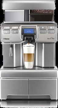 Saeco Aulika Top High Speed Cappuccino суперавтоматическая кофемашина эспрессо