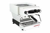 La Marzocco Linea Mini EE 1 group, Профессиональная кофемашина эспрессо полуавтомат для кофейни (белый корпус)